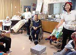 群馬県伊勢崎市のサービス付高齢者向け住宅・暮らしの様子