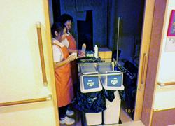 群馬県伊勢崎市のサービス付高齢者向け住宅・暮らしの様子|夜間対応
