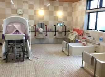 1階・介護浴室